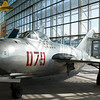 There used to be one of these MiG-15s in the park in Teplice with the engine taken out, and I could crawl through the full length of the fuselage.  These used to protect us from the Imperialists!