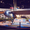 The Caproni is believed to be the first armed aircraft; are you kidding me?  Who would fly this and fire the gun?