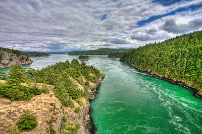 Deception Pass, Oak Harbor, WA