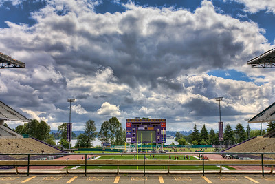 Husky Stadium, Seattle, WA.
