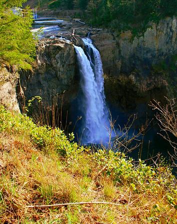 Snoqualmie Falls  03/20/2010