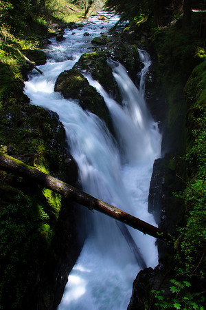 Olympic Peninsula - Sol Duc Falls