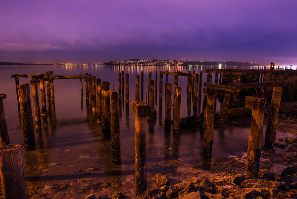 Old Dock at Marine Park