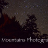 Reid Harbor Night Sky, by campfire light - San Juan Islands