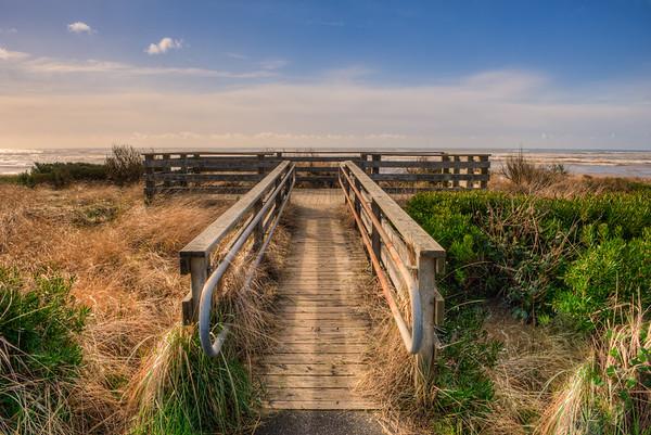 Westport Beach Overlook