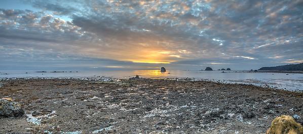 Sand Point Sunset