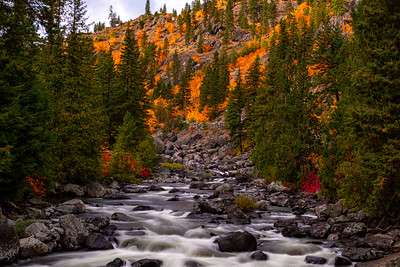 Icicle Creek Fall 2