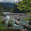Spring Runoff on the Elwha