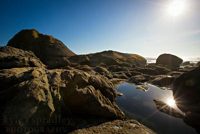 Beach 4 along the Washington Coastline in Olympic National Park near Kalaloch.   Photo by Kyle Spradley | © Kyle Spradley Photography | www.kspradleyphoto.com