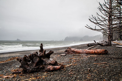 Rialto Beach, Olympic National Park.