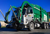 Waste Management Autocar McNeilus Pacific Series Front Loader