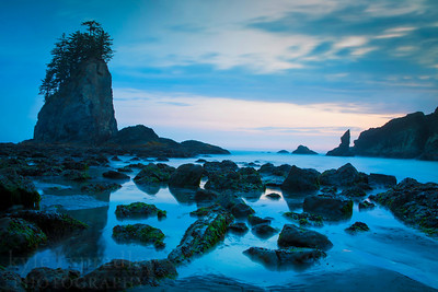 La Push at Twilight
