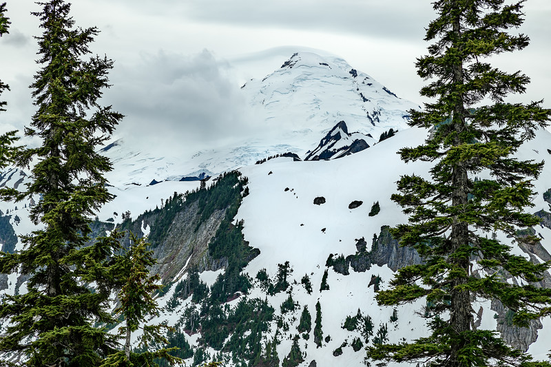 Mt Baker Summit
