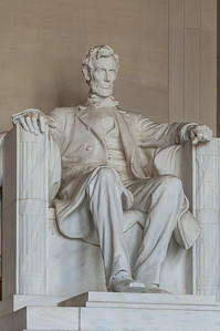 Mr Lincoln - by Daniel Chester French