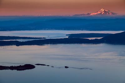 Ocean Alpenglow