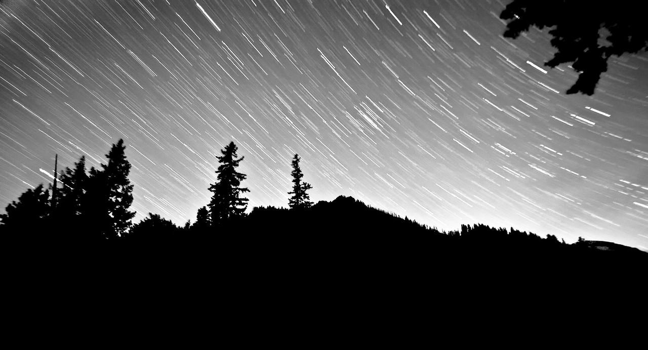 Central Washington Star Trails