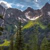 Alpine Meadow on High
