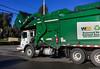 Waste Management Autocar McNeilus Pacific Series Front Loader