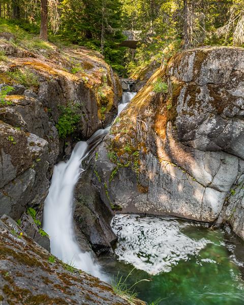 Upper Cougar Falls