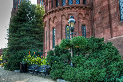smithsonian-bench
