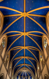 church-ceiling