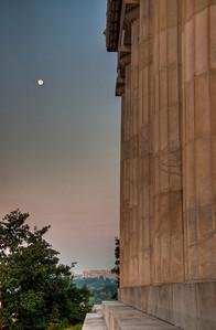 pillars-moon
