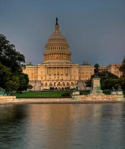 US-capital-dusk