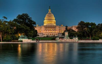 capital-building-dusk