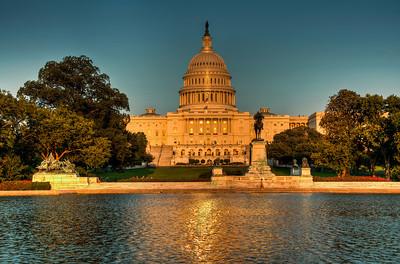 US-capital-sun-glow-2