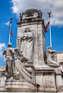 union-station-statue