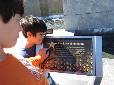Washington, DC Day2 101112 Capital Memorials Natural Science