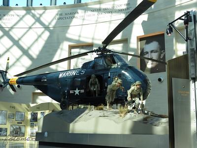 Washington, DC Day5 101412 USMC Museum