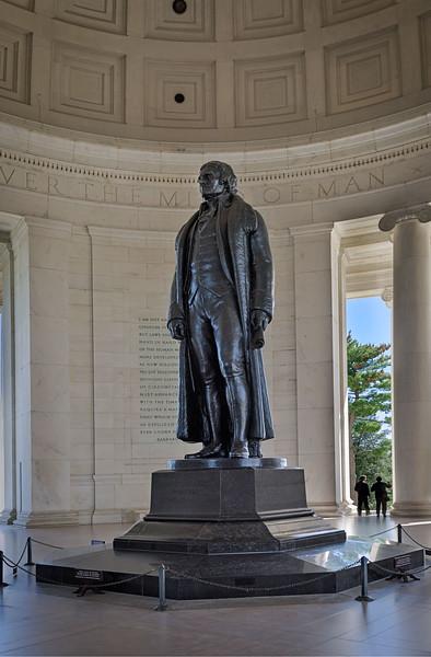 Statue of Thomas Jefferson