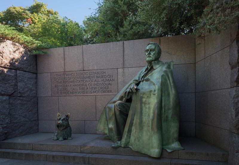 Franklin D. Roosevelt Memorial