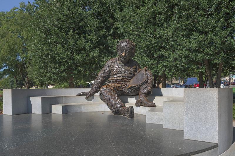 Albert Einstein Memorial