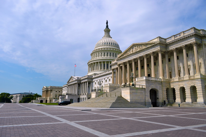 The US Capitol Building