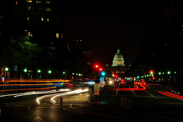 Pennsylvania Avenue to Capitol Hill