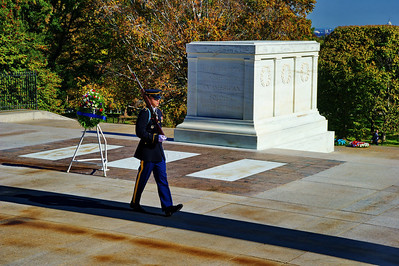 Tomb of the Unknown, Arlington National Cemetary