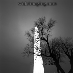 The Washington Monument (1884) at 3 AM December 20, 2011.