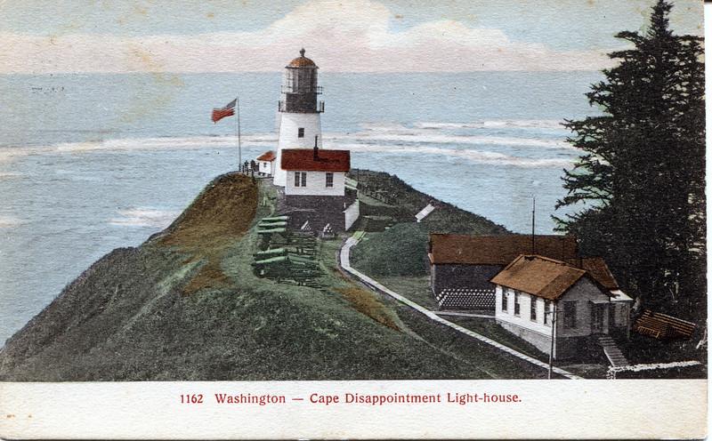 Cape Dissapointment Light006