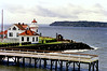 The light and fog signal were automated in 1979. In 1991 the Coast Guard leased the lighthouse to the City of Mukilteo and the Mukilteo Historical Society became the stewards of the light. They have done a wonderful job maintaining the structures and providing access to the public.