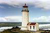 Today the lighthouse is part of Cape Disappointment State Park. It is a great place to visit and you can see two lighthouses.