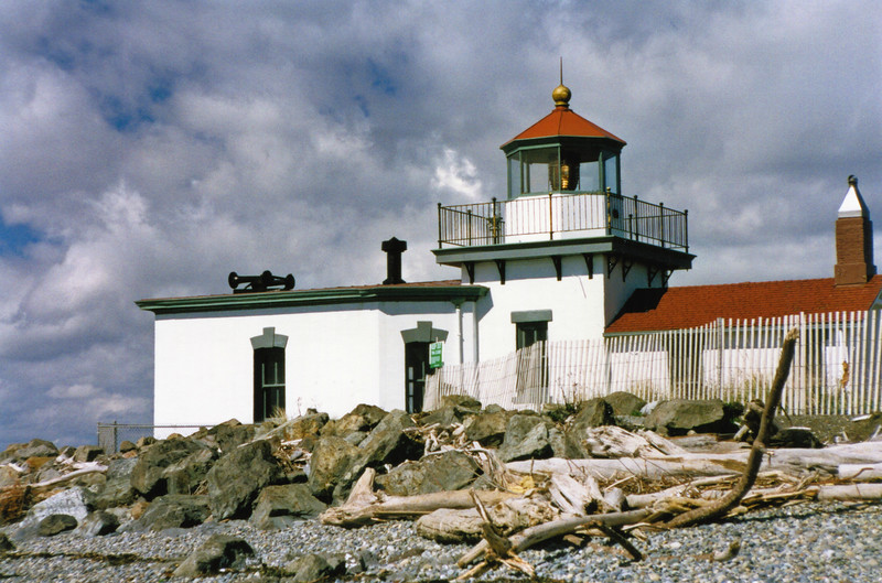 In August 1977 the West Point Light Station was placed on the National Register of Historical Places.  On November 15, 1981 for its 100th Anniversary the acting Keeper Marvin Gerber climbed the tower and poured champagne on the lighthouse.  In 1985 the lighthouse was the last to become automated in Washington.