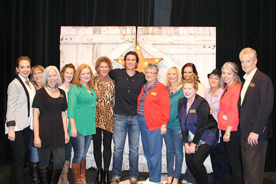 Joe Nichols and Washington Regional Staff 3