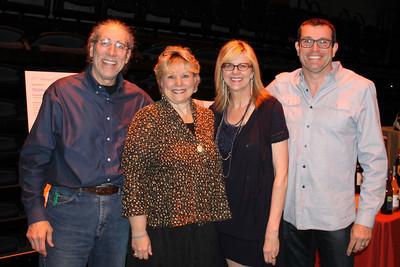 Hershey and Denise Garner Jenni and David Swain
