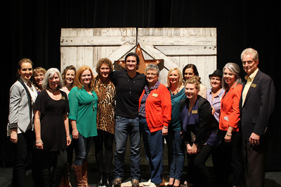 Joe Nichols and Washington Regional Staff 2