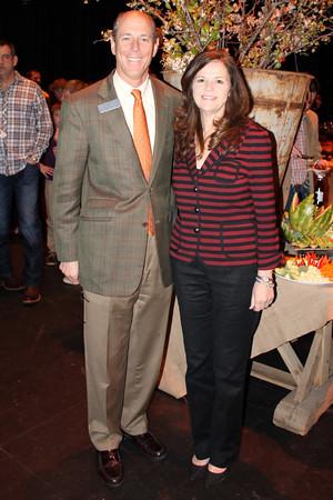 Peter B  Lane and Barbara Putman 2