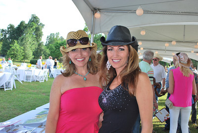 Gretchen Louger and Angie Donaghey