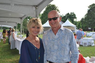Jeanne Cole and Bill Walker