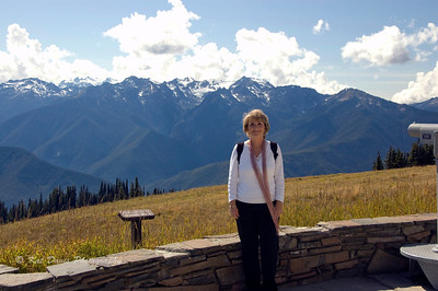 I loved Hurricane Ridge